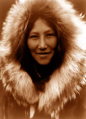 LORA: Eskimo Hairy Pussy