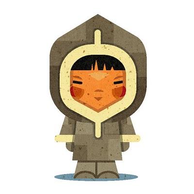Inuit Boy