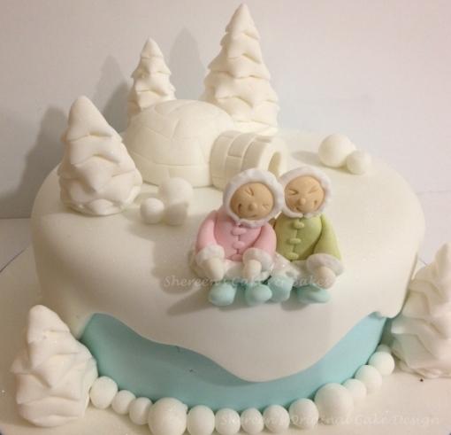 Eskimo Cake