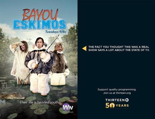 Bayou-Eskimos