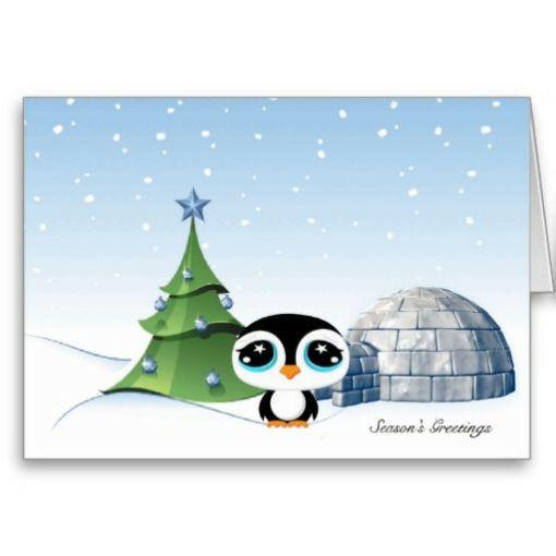 cartoon_penguin_igloo_business_christmas_card-r8edbbdfd1e6d4d8b94f7fc998a563958_xvua8_8byvr_512