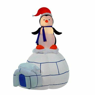 inflatable-penguin-igloo