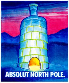 Absolout North Pole
