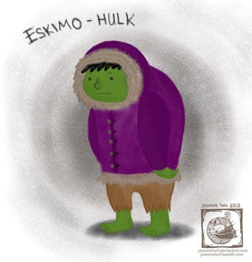 eskimo_hulk__by_jasminetwil-d5hvibl