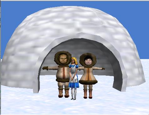 Eskimo Birthday pic 1