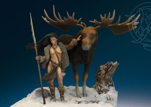 Quannick Inuit Queen