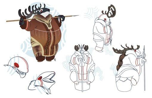 inuit_by_andoledius