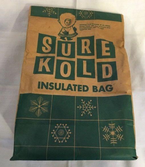 sure kold insulated bag